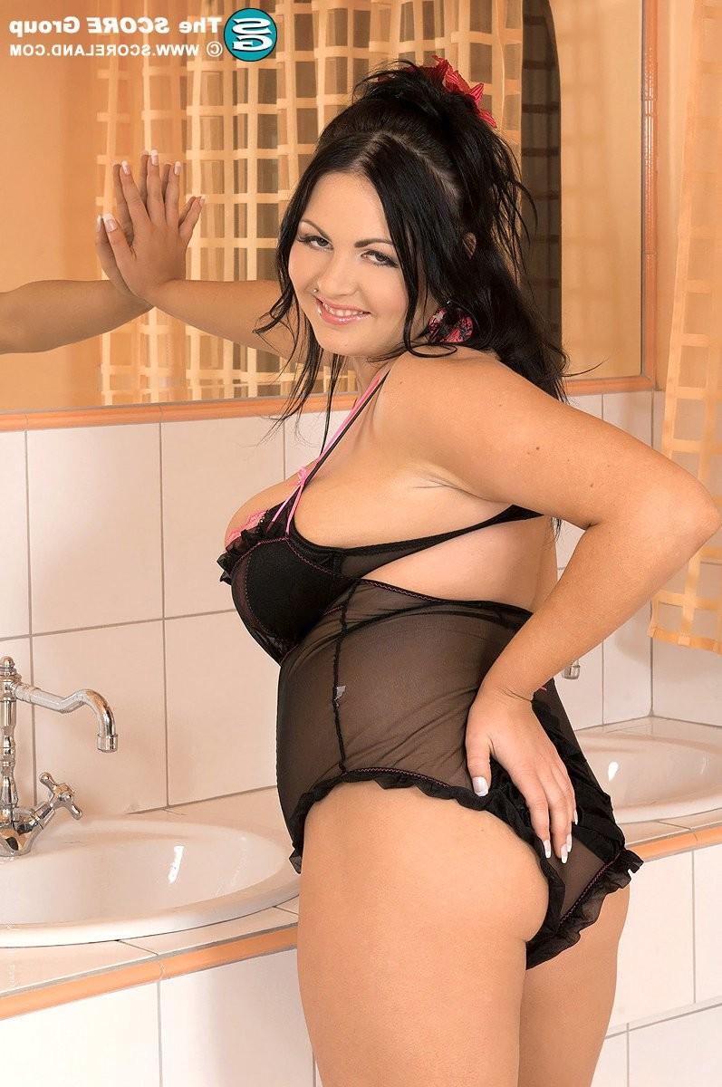 henry june plus size lingerie – Pornostar